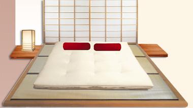 Japanisches futonbett  Japanisches Futonbett | tentfox.com