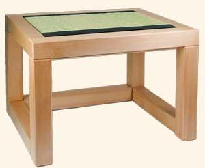 tatami bank taisen mit tatami kissen klang stille gmbh. Black Bedroom Furniture Sets. Home Design Ideas